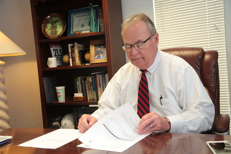 Larry Gundlach with Oklahoma Business Insurers located at 3001 United Founders Blvd in Oklahoma City, OK.