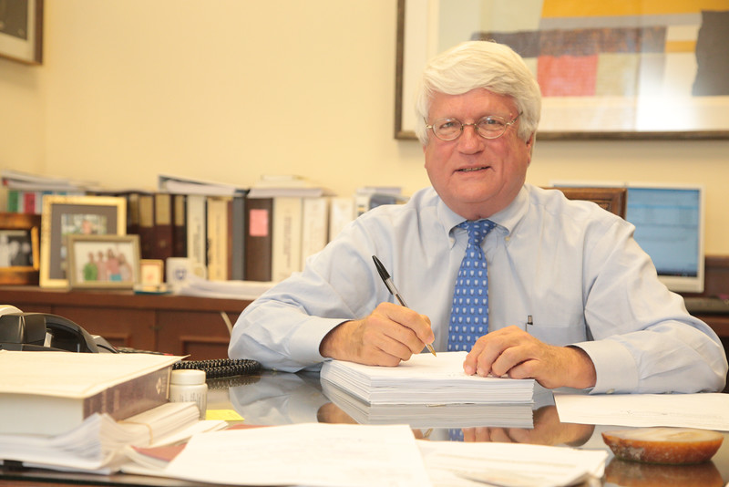 Attorney Russ Walker, based in Oklahoma City, repersents Blake Productions Co.