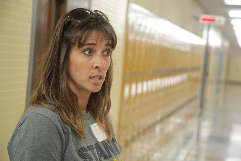 Jennifer Carroll, middle school science teacher in Oak Grove, OK attended an education seminar held by OERB.