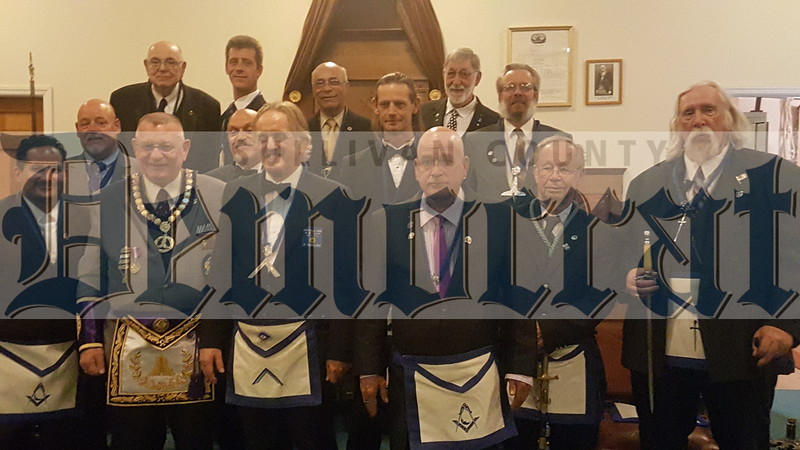 07 06 16 Masonic Installation