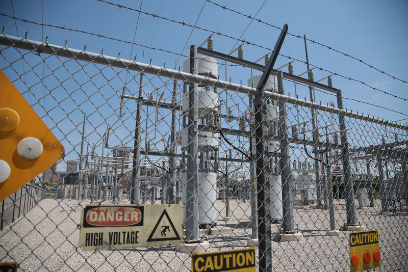 To make room for a new convention center the City of Oklahoma City needs to move an OG&E substation located at SW 4th Street and Robinson Ave.