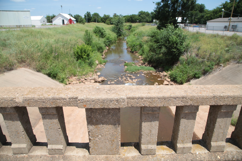The City of Chichasha, OK has approved a drainage water treatment plan to help with future flooding.