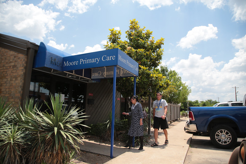 Moore Primary Care located at 1400 SE 4th Street in Moore, OK.