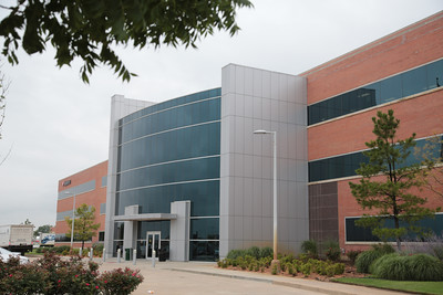 The OKC Works building located at 7725 W Reno in Oklahoma City, OK.