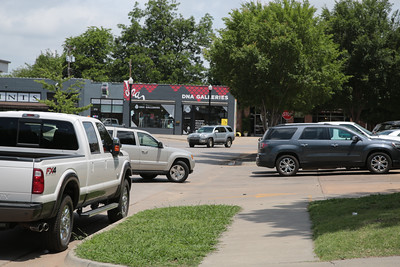 The Urban Design Commission is looking for ways to expand parking in the Plaza District at NW 16th Street and Blackwelder Ave in Oklahoma City.