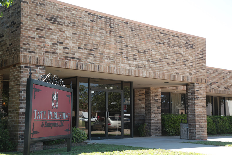 Tate Publishing located at 127 Trade Center Terrace in Mustang, OK.
