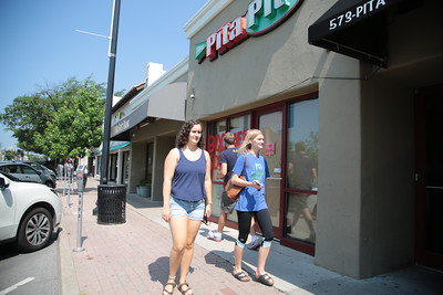 The Pita Pit has left Campus Corner in Norman, OK.