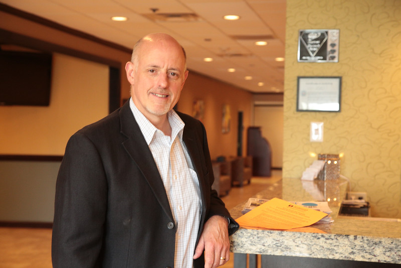 Michael Farney is general manager of Wyndham Gardens Hotel located at 2101 S Meridian Ave in Oklahoma City, OK.