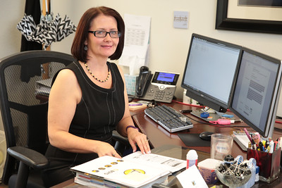 Amy Simpson is Purchasing Agent for the City of Oklahoma City.