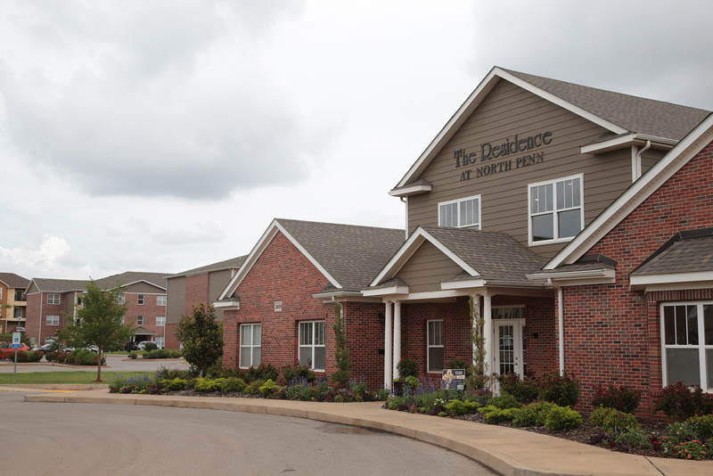 The Residence at North Penn apartments located at 14520 N Pennsylvania Ave in Oklahoma City, OK.