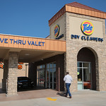 Tide Dry Cleaners located at 1120 NW 164th Street in Edmond, OK.
