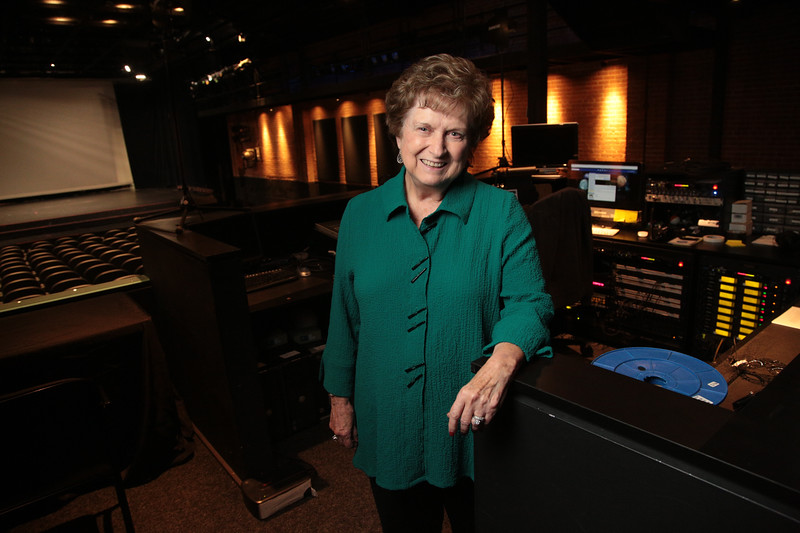 Paula Stover, Managing Director of Lyric Theater located at 1727 NW 16th Street in Oklahoma City, OK.