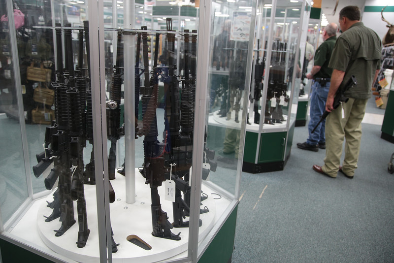 Semi automatic rifles for sale at H&H Shooting Sports in Oklahoma City, OK.
