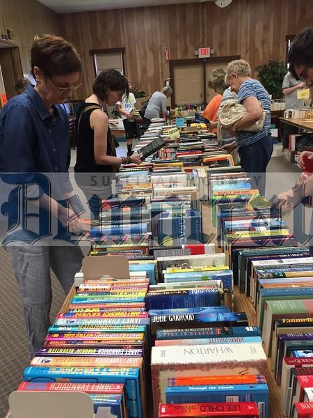 06 21 16 Sunshine Book Sale