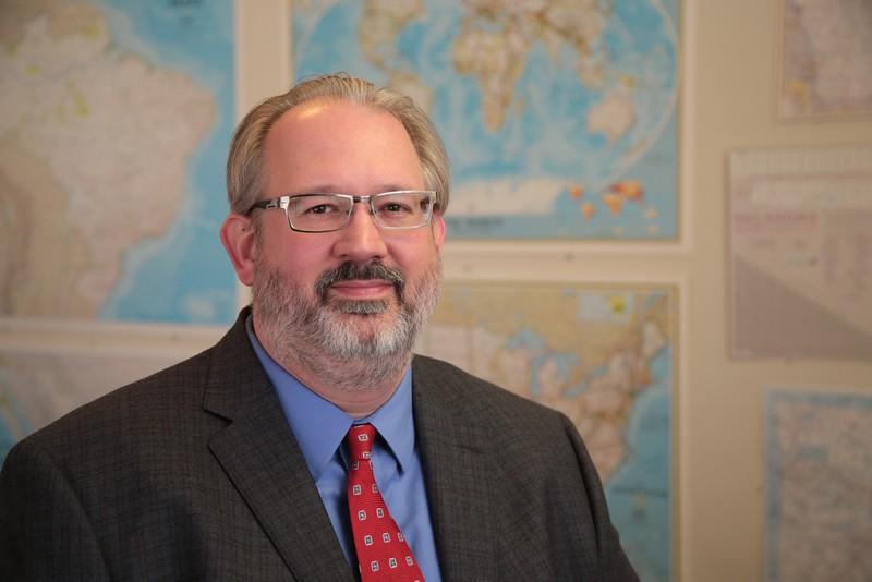 Kraettli Eperson, President and CEO of Vigilant Aerospace Systems in Oklahoma City, OK.