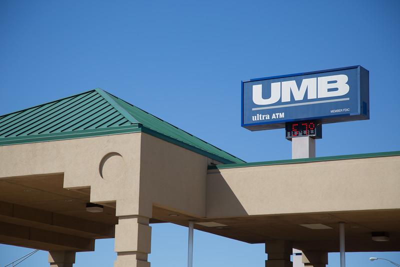 UMB Bank at 6500 N Broadqay in Oklahoma CIty, OK.