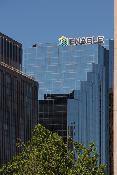 Enable Midstream located in Leadership Square in downtown Oklahoma City, OK.