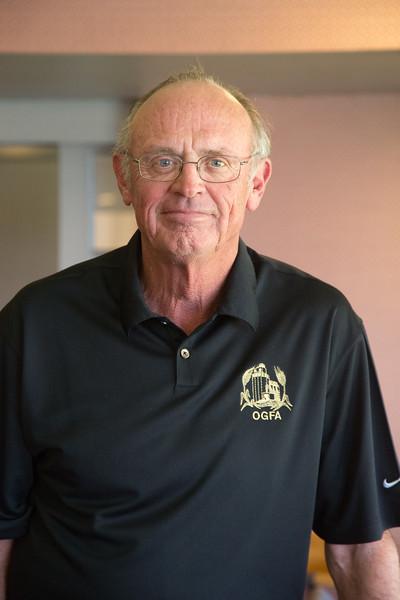 Joe Neal Hampton with the Oklahoma Grain and Feed Association.