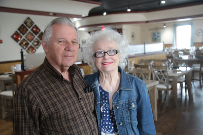 Sid and Mary Beth Hardey, owners of Allisha's Southern Kitchen located at 2801 W Memorial in Oklahoma City, OK.