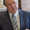 Harold Hamm, President and CEO of Contential Resources based in Oklahoma City, OK.