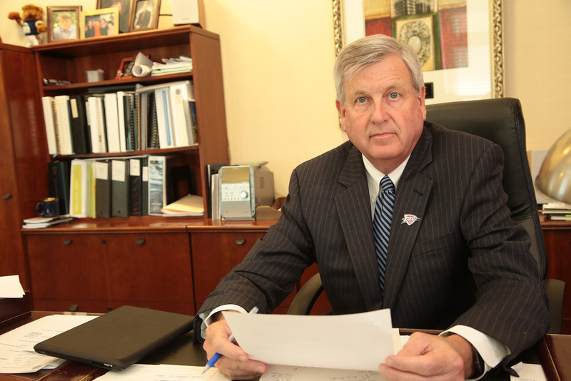 Jim Couch is City Manager for the City of Oklahoma City.