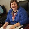 Alecia Preirst, president of Oklahoma Education Association in Oklahoma City, OK.
