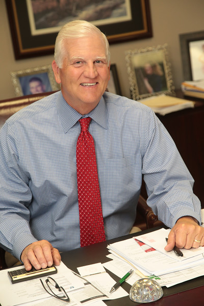 Lee Symox, President and CEO of First Fidelity Bank in Oklahoma City, OK.
