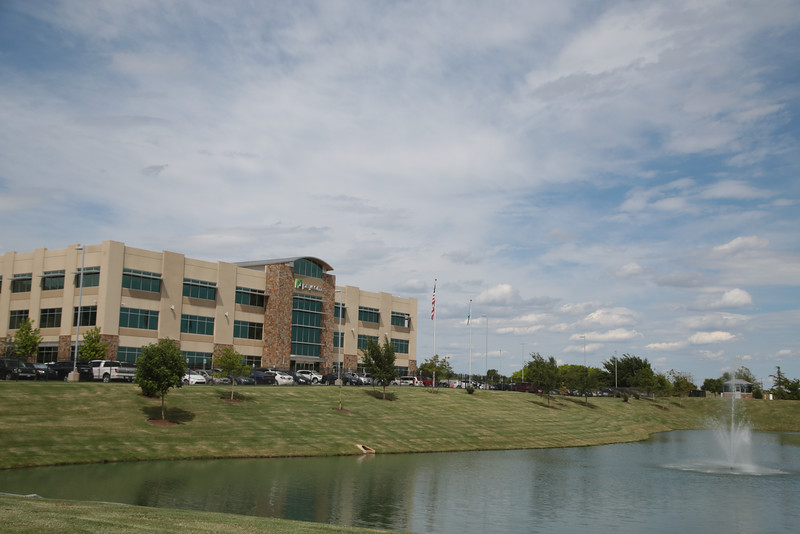 Paycom Corporate Headquarters located at 7501 W Memorial Road in Oklahoma City, OK.