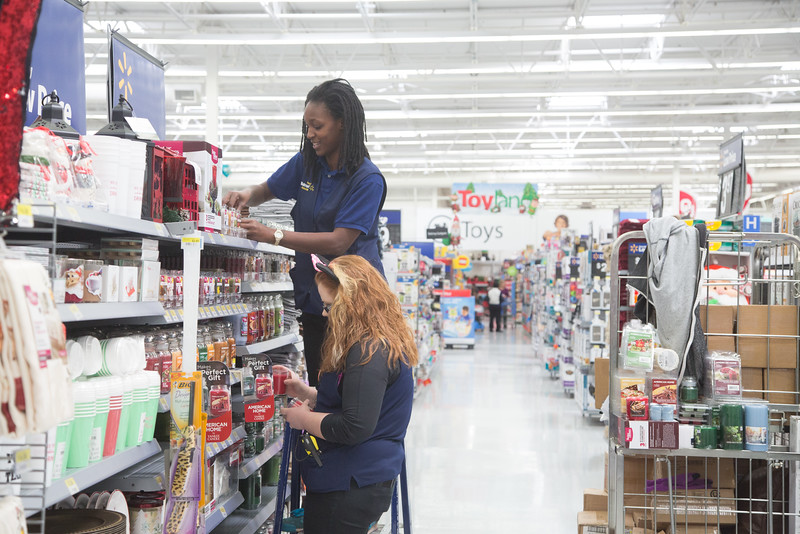 Wal-Mart located at 1901 Belle Isle Blvd is preparing for Black Friday shopping. This year they will have shopping assistance to help customers find what they are looking for.