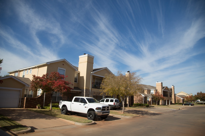 Quail Landing Apartments located at 14300 N May Ave in Oklahoma City, OK.