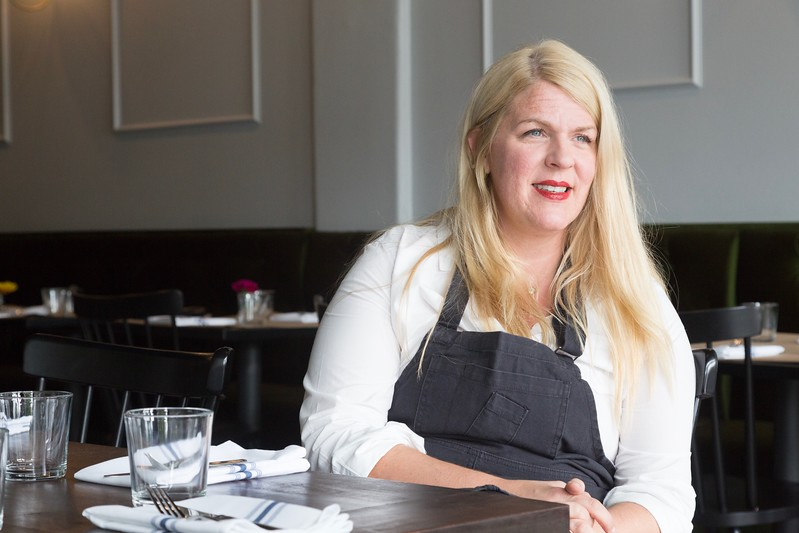 Aimee Ahpeatone discusses The Plaza District's new restaurant, The Pritchard Wine Bar. The bar opens Friday. Ahpeatone partnered with Steve Mason and JoLyn Bauer on the bar.