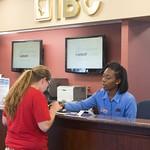 IBC Bank located at 3817 NW Expressway in Oklahoma City.
