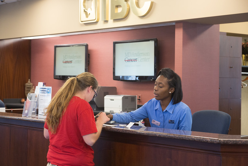 IBC Bank located at 3817 NW Expressway in Oklahoma City.