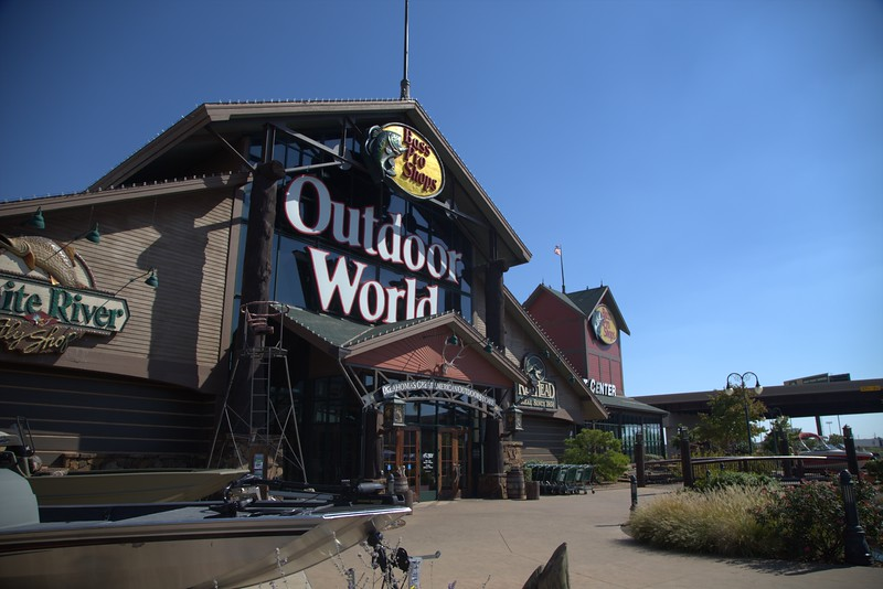 Bass Pro Shop is buying Cabelas for $5.5 billion.