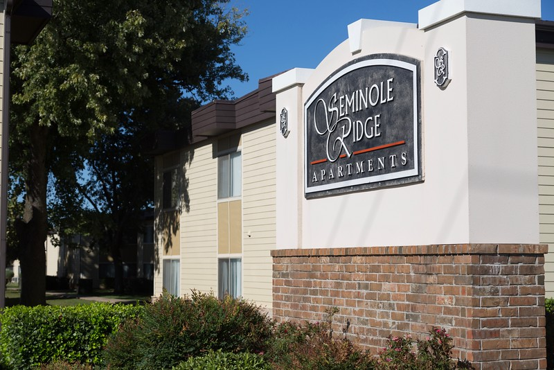 Seminole Ridge Apartments located at 125 W I-240 Service Road in Oklahoma Cit.