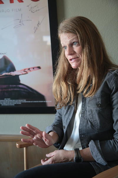 Tava Maloy Sofsky, Director of the Oklahoma Film and Music Office located in Oklahoma City.