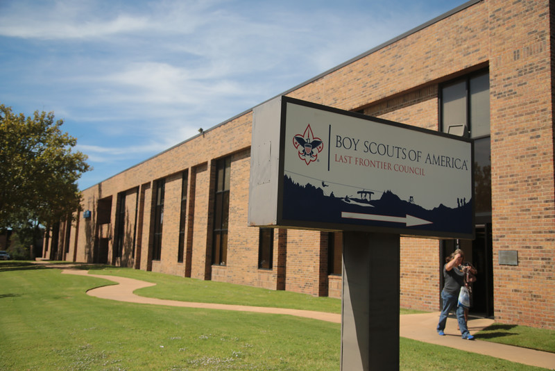 Last Frontier Council of the Boy Scouts of America located at 3031 NW 164th Street in Oklahoma City.