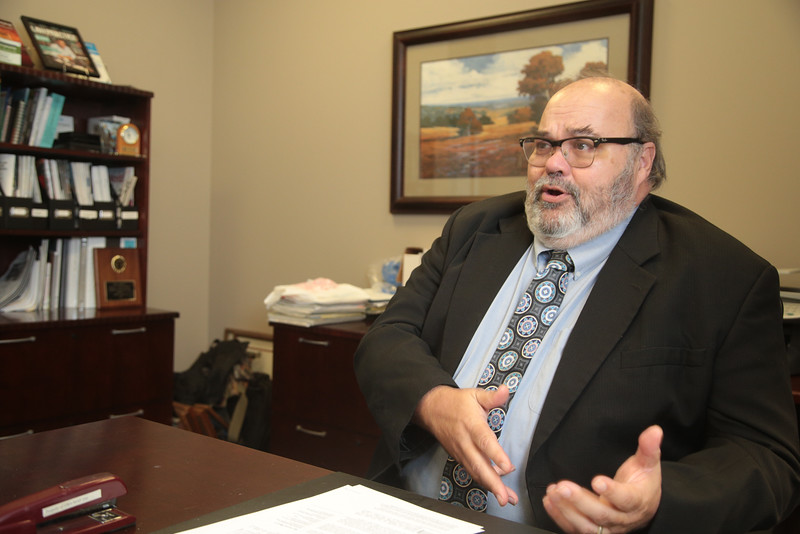 Jim Calloway, Director of the Management Assistant Program at the Oklahoma Bar Association.