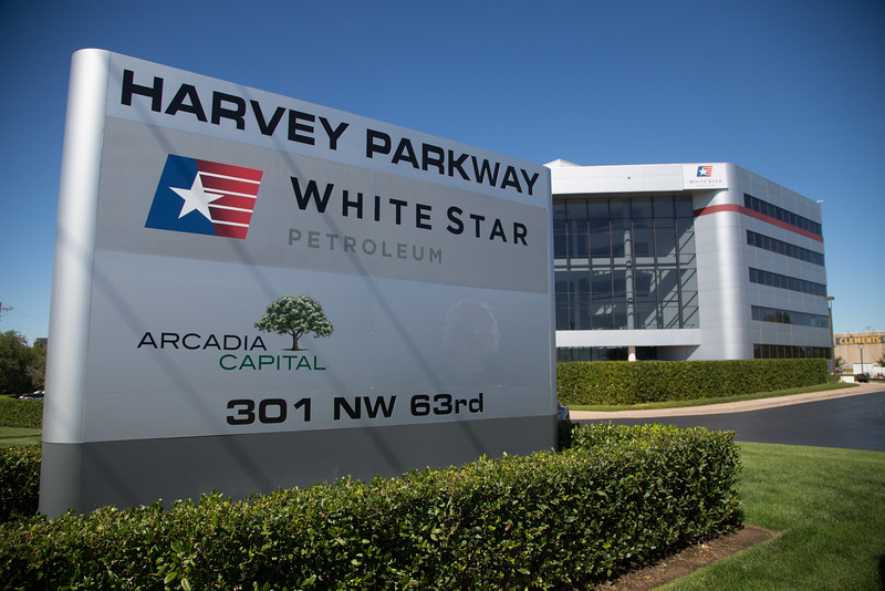 White Star Petroleum, formely American Energy Partners, located at 301 North West 63rd in Oklahoma CIty.