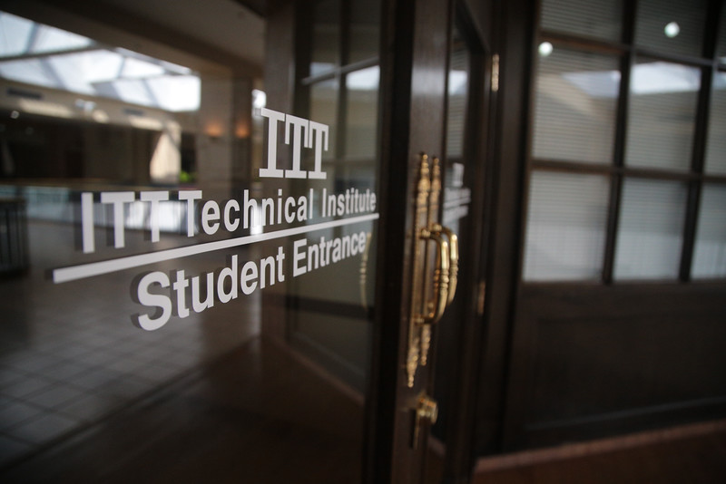 ITT Technical Institute closed nationawide including it's campus in 50 Penn Place in Oklahoma City.