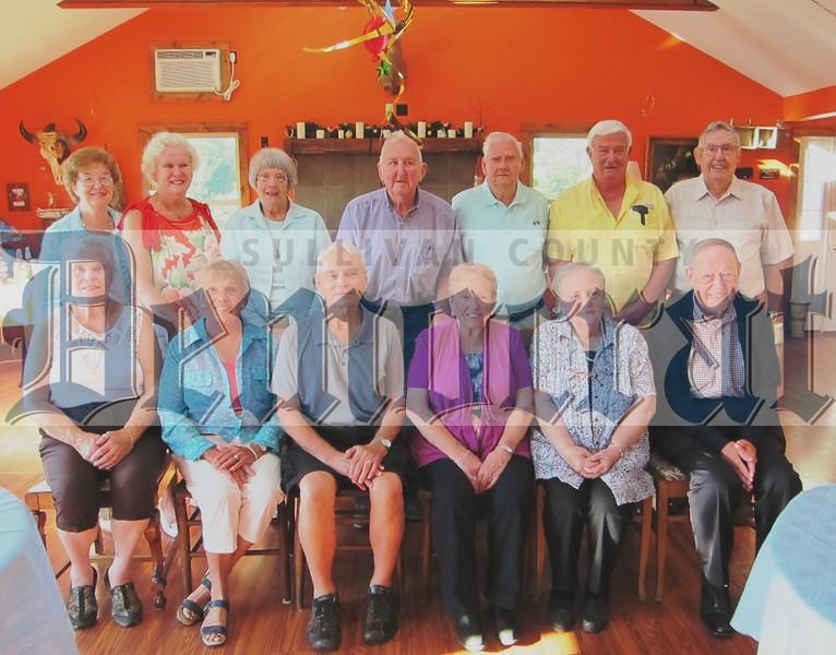 09 26 16 Class of 56 reunion