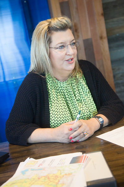 Shelly Newton, Mayor of Hinton, OK, explains the lawsuite filed against her city by Nextera Energy due to ordinaces