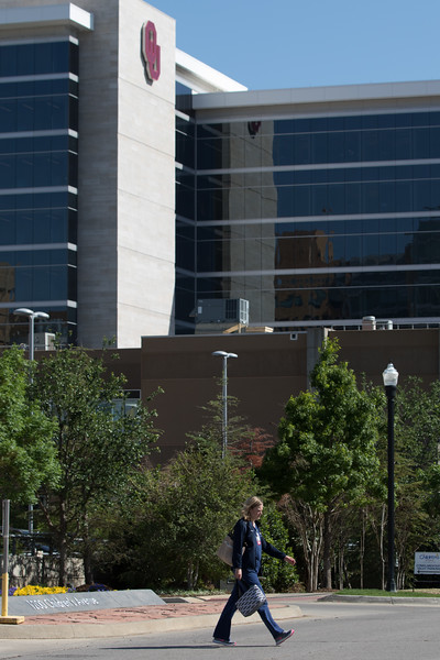 The Brookings Institute realsed it's study on the Innovation District that encompasses OU Health Science Center and Automobile Alley in Oklahoma City.
