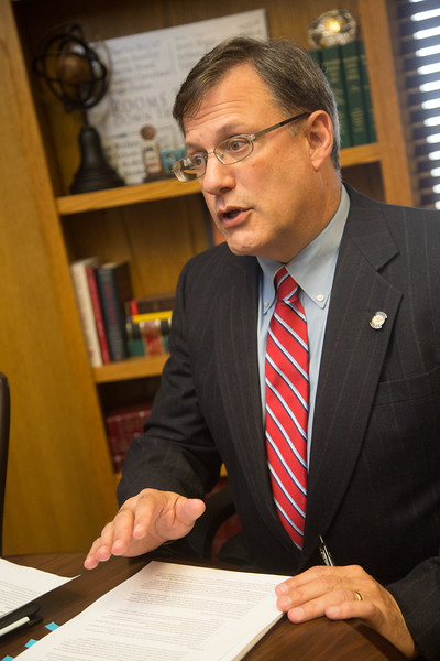 Oklahoma State Repersenitive Terry O'Donnell  has a bill to increase the amount of prisoners get paroled.