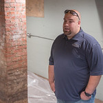 Kevin Duncan, co-owner of of Classen Coffee Company located at 2515 N Classen Blvd in Oklahoma City, OK.