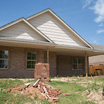 The City of Oklahoma CIty has gottten involved in the forclosure of 1725 E. Euclid St. after the developer faild to complete the affordable housing project.