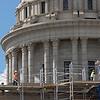Restoration of the Oklahoma State Capitol in Oklahoma City, OK.