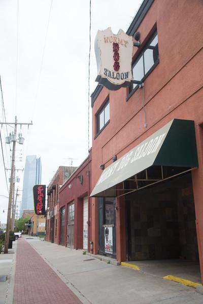 The Wormy Dog Salon located at 311 E Sheridan Ave in OKlahoma City.