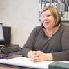 Alicia Priest, Vice President of the Oklahoma Education Association in Oklahoma City, OK.