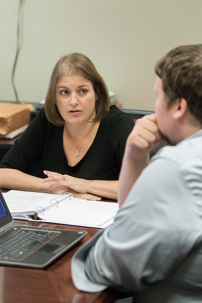 Oklahoma City University School of Law offers a class through the Innocence Project that focuses on exonerating wrongfully convicted deffendants.